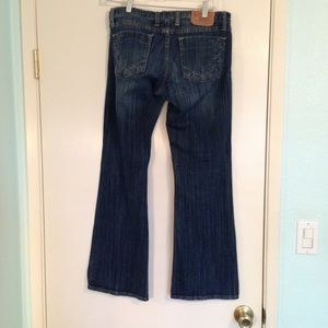 Lucky boot cut jeans 4/27